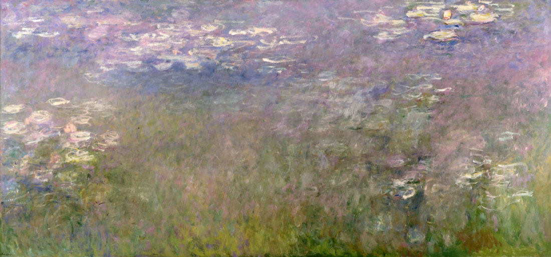 Teaching Art History to Preschoolers can be engaging and full of process art invitations. Check out our favorite art activities inspired by Impressionism and Monet.