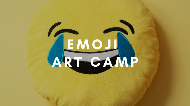 Emoji Art Camp for Martin Luther King Day