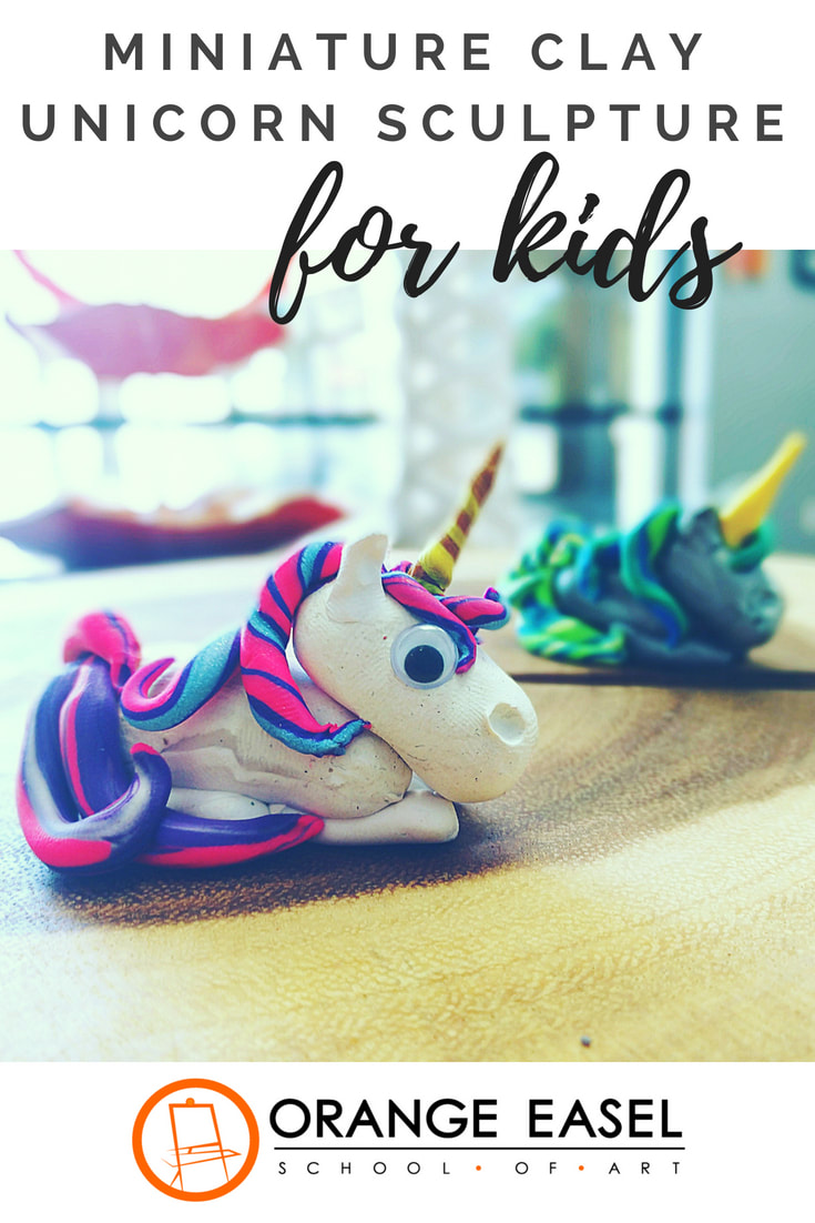 Let's Make Clay Unicorn Miniatures - Video Tutorial