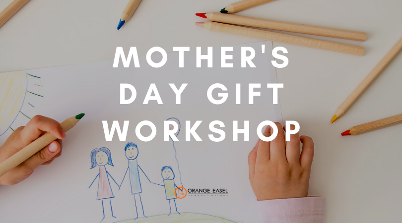 Make something special for mom at our Saturday morning workshop!