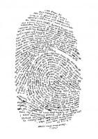 Fingerprint Portraits - Unique Self Portrait Art Lessons
