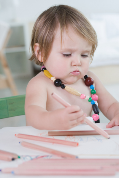 How to encourage mark-making and longer drawing sessions with young children -- try some of these engaging sound games!